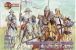 1-72-Teutonic-mounted-sergeants-1st-half-of-the-XV-century