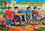1-72-Swedish-leather-guns-Thirty-Years-War