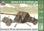 1-35-PaK-43-German-88mm-anti-tank-gun