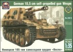 1-35-Sd-Kfz-124-WESPE-German-self-propelled-gun