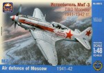 1-48-MiG-3-Russian-fighter-Air-defense-of-Moscow