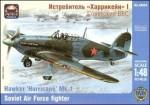 1-48-Hawker-Hurricane-Mk-1-Soviet-AF-fighter