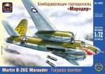 1-72-Martin-B-26C-Marauder-bomber