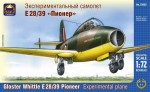 1-72-Gloster-Whittle-E-28-39-Pioneer-Experimental-plane
