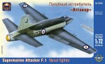 1-72-Supermarine-Attacker-F-1-Naval-fighter