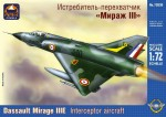 1-72-Dassault-Mirage-III-E-Interceptor-fighter