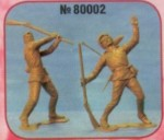 1-12-American-scouts-set-of-two-statuettes-2