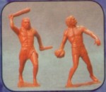 1-12-Prehistoric-men-set-of-two-statuettes-2