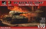 1-72-Pz-VII-Lowe-German-WWII-prototype-tank