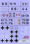 1-72-WWII-Luftwaffe-Bf-109-Aufklerar-Reconnaissance-fighters