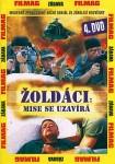 RARE-Zoldaci-Mise-se-uzavira-4-DVD-SALE-SALE