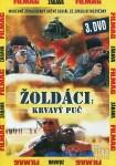 RARE-Zoldaci-Krvavy-puc-3-DVD