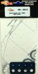 1-48-Rad-Lackierschablone-Citroen-Traction-11C-Tamiya