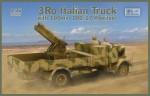 1-35-3Ro-Italian-Truck-w-100mm-100-17-Howitzer