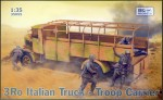 1-35-3Ro-Italian-Truck-Troop-Carrier