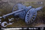 1-35-75mm-French-Field-Gun-Mle-1897-World-War-I