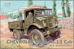 1-72-Chevrolet-C15A-No-Cab-13-General-Service-2C1-all-steel-body