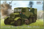 1-72-Scammell-Pioneer-R-100-Artillery-Tractor