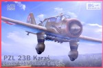 1-72-PZL-23B-Karas-Polish-Light-Bomber-early
