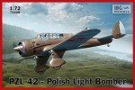 1-72-PZL-42-Polish-Light-Bomber