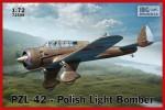 1-72-PZL-42-Polish-Light-Bomber