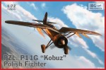 1-72-PZL-P-11g-Kobuz-Polish-Fighter-Plane