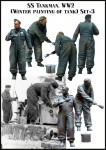 1-35-SS-Tankman-WW2-Winter-painting-of-tank-Set-3-