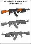 1-35-Kalashnikov-Automatic-Rifle-AKM-witch-GP-25