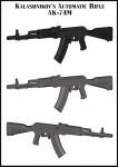 1-35-Kalashnikov-AK-74M-two-pieces-