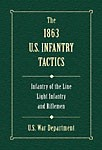 1863-U-S-Infantry-Tactics-The-Infantry-of-the-Line-Light-Infantry-and-Riflemen