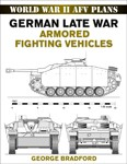 RARE-World-War-II-AFV-Plans-German-Late-War-Armored-Fighting-Vehicles