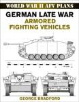 RARE-World-War-II-AFV-Plans-German-Late-War-Armored-Fighting-Vehicles-SALE