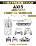 World-War-II-AFV-Plans-Axis-Armored-Fighting-Vehicles-172-Scale