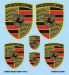 PORSCHE-LOGO-emblems-stickers