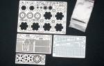1-12-Yamaha-YZR500-Detail-up-Set-For-Tamiya+Metal-parts