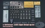 1-20-FERRARI-248F1-Super-Detail-up-Set-Resin+PE+Decals+Metal-Parts+Dataset