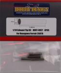 1-24-Exhaust-Tip-B-For-Hasegawa-Ferrair-250TR
