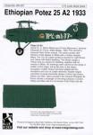 1-72-Ethiopian-Potez-25-A2-1933-Addis-Abba-1933