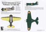 1-72-Polikarpov-I-16-2-Spanish-Nationalist-Air-Force-1939-52