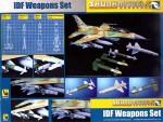 RARE-1-48-IDF-WEAPON-SET-Python-4-GBU-15-Popeye-Spice