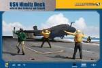 1-48-USN-Carrier-Deck-with-Jet-Blast-Defector-4-figures-incl