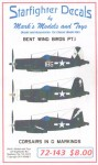 1-72-Bent-Wing-Birds-Pt-1-Corsairs-in-G-Markings