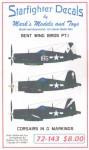 1-72-Bent-Wing-Birds-Pt-1-Corsairs-in-G-Markings