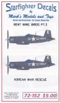 1-72-Bent-Wing-Birds-Pt-3-Korean-War-Rescue