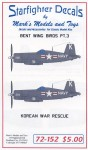 1-72-Bent-Wing-Birds-Pt-3-Korean-War-Rescue