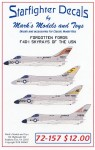 1-72-Forgotten-Fords-Douglas-F4D-1-Skyrays-Sheet-covers