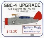 1-72-SBC-4-upgrade-cockpit-detail-set-designed-to-be-used-with-Heller-kits