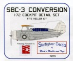1-72-SBC-3-conversion-set-designed-to-be-used-with-the-Heller-kits