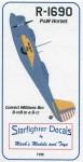 1-72-R-1690-Hornet-Radial-Engine-P-and-W-R-1690-Hornet-engine-