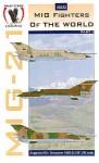 RARE-1-32-MiG-21-MF-Pt-1-3-Iraq-faded-sand-gree